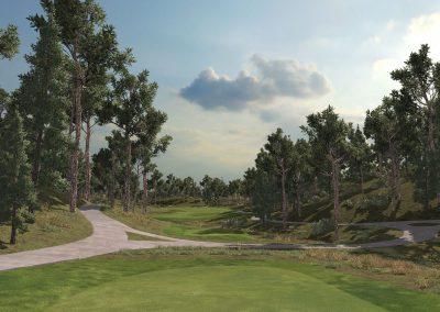 Pine Canyon Golf Club
