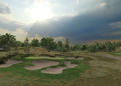 Bethpage State Park: Black Course