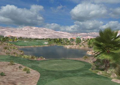 Bighorn – Canyons Course