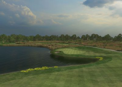King and Bear Course