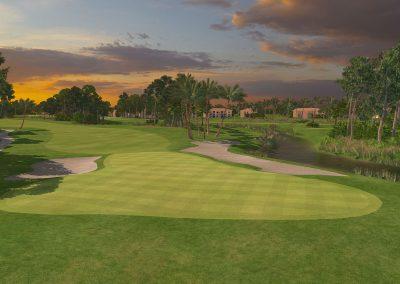 Champions Course at PGA National